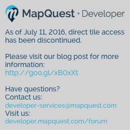 MapQuest tile: http://otile1.mqcdn.com/tiles/1.0.0/osm/8/126/87.png