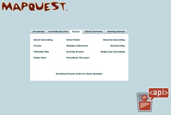 SXSW Demo Screenshot