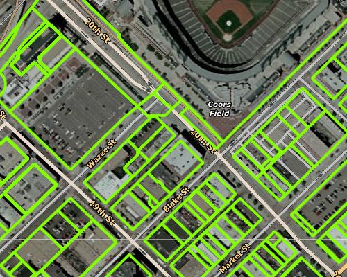 Denver Parcel Data