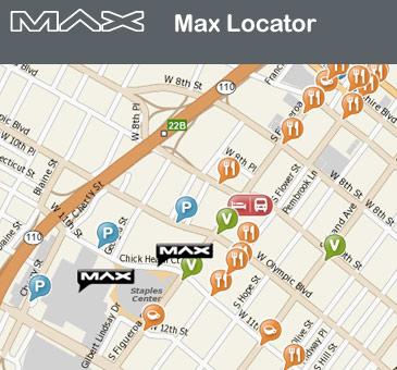 Adobe Max Locator