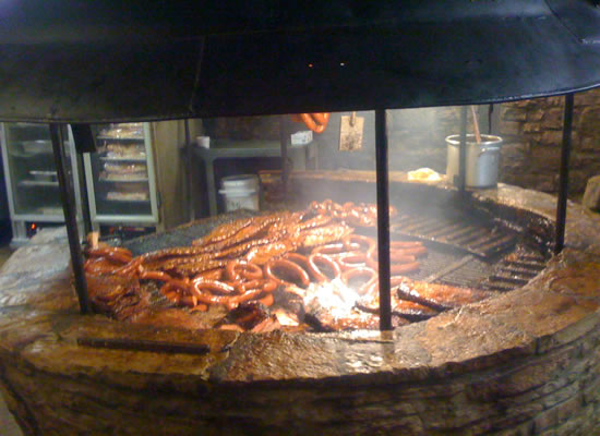 Salt Lick Pit of Meat